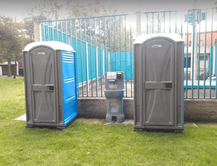 que son los baños moviles