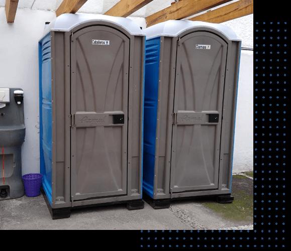 baños portatiles para fiestas y eventos sociales