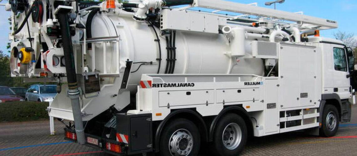 beneficios de los camiones septicos